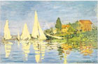 Canvas Regatta at Argenteuil